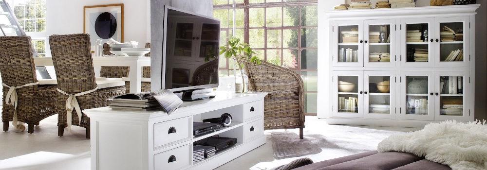 NOVASOLO: Edle Landhausmöbel aus nachhaltigem Mahagoni ...