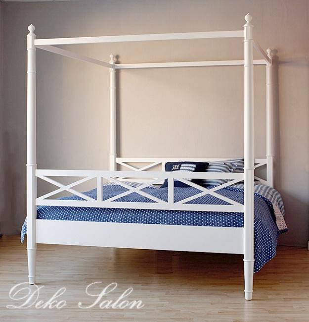 wei es himmelbett deko salon online shop. Black Bedroom Furniture Sets. Home Design Ideas
