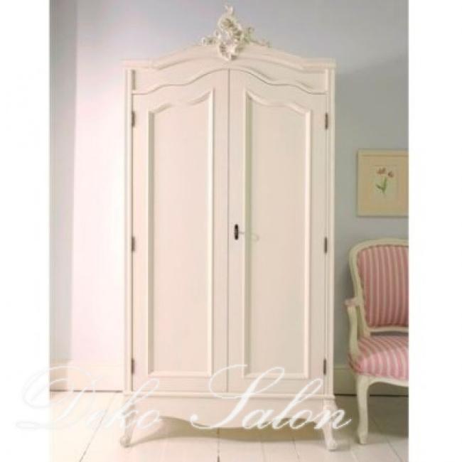 landhaus kleiderschrank weiß | deko-salon online shop, Wohnideen design