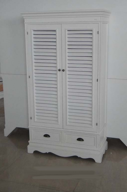 lamellen schuhschrank wei deko salon online shop. Black Bedroom Furniture Sets. Home Design Ideas