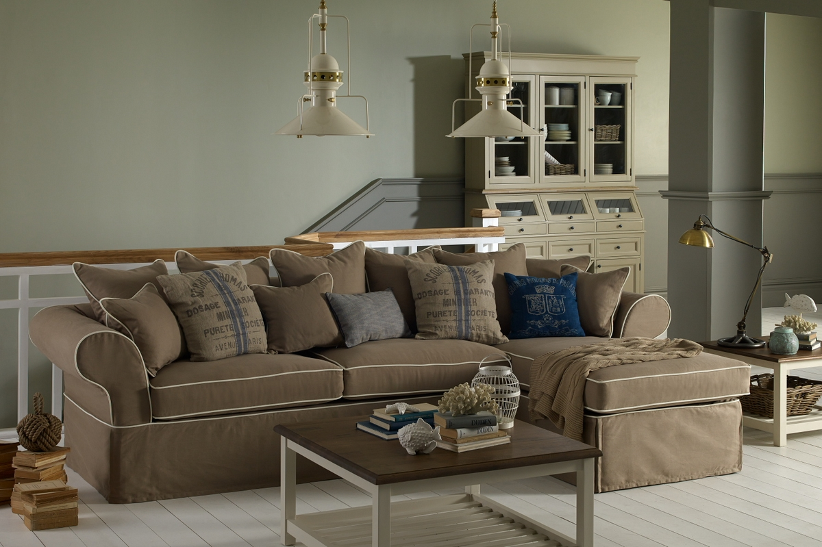 coastal homes hussensofa sofa ascot ecksofa deko salon. Black Bedroom Furniture Sets. Home Design Ideas