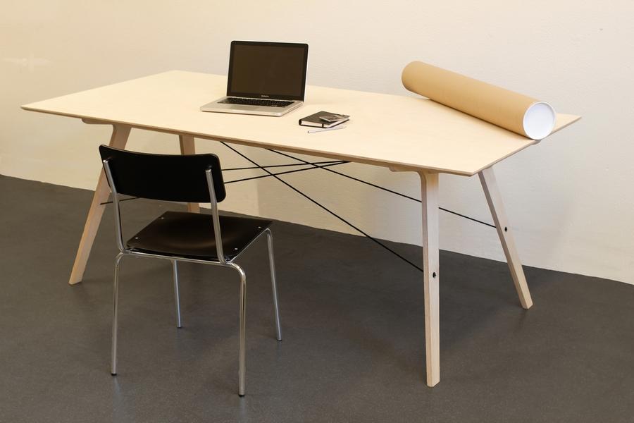 Design Schreibtisch Plug(n)Ply1  Deko-Salon Online Shop