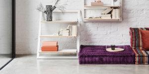Minimalistische Möbel